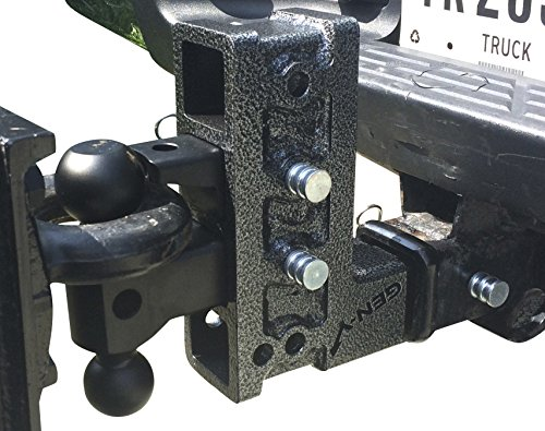 Trailer Coupler Lock >> GENY 500 series 2″ Receiver Class V 16K Towing Hitch ...
